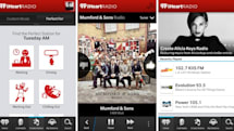 iHeartRadio launches on BlackBerry 10