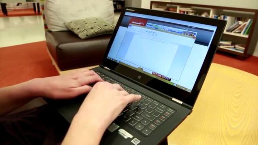 Lenovo IdeaPad Yoga 2 Pro Review