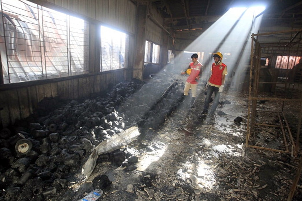 Another tragedy hits Bangladesh as latest factory fire claims 9 more lives