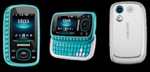 Samsung's oddball B3310 officially hitting Europe next month