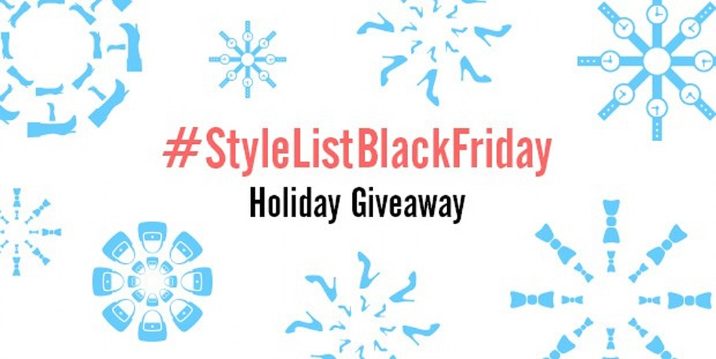 StyleList's Black Friday 2012 Giveaway