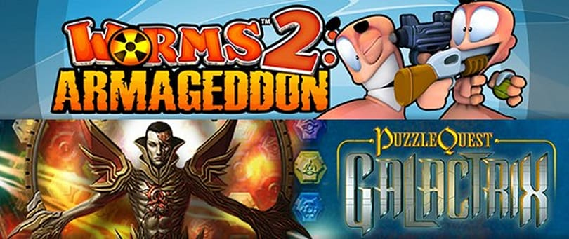 Worms 2, Galactrix half-off at Amazon [update]