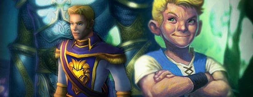 Anduin Wrynn: Then and Now