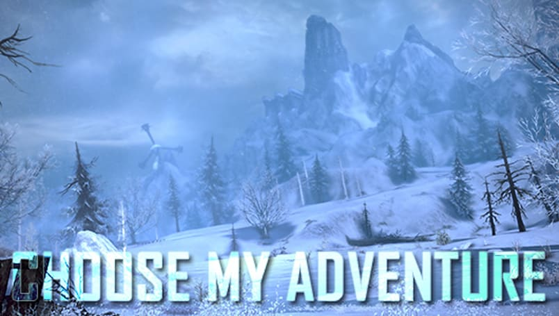 Choose My Adventure: A bit of TERA sightseeing