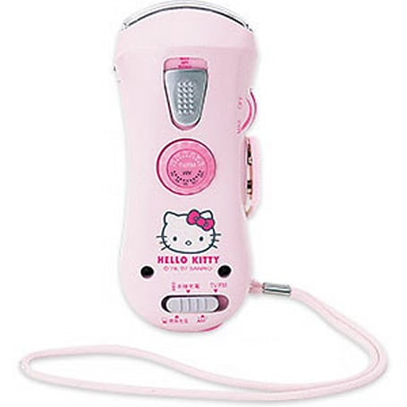 Hello Kitty emergency gadget saves lives, looks real cute