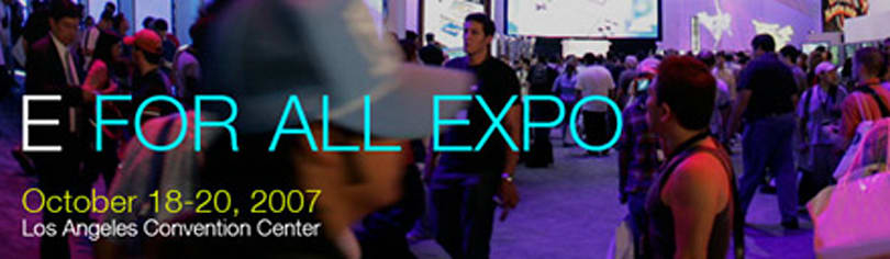 E for All Expo takes the reigns, stays in Los Angeles