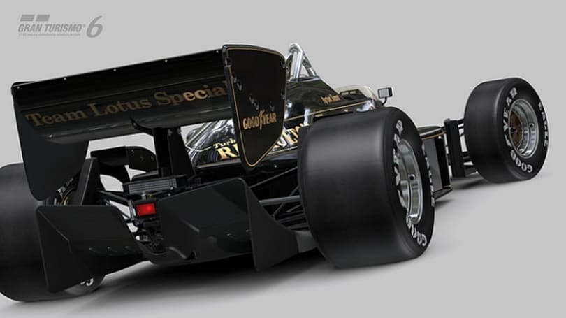 Drive Ayrton Senna's F1 car in upcoming Gran Turismo 6 DLC