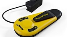 Aquapulse heart rate monitor finally ships, misses out on Michael Phelps fervor