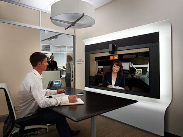Cisco's Umi and TelePresence video calling systems: now with work at home and home at work