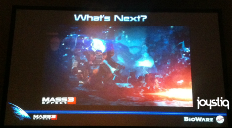 Mass Effect 3 single-player DLC to focus on Shepard
