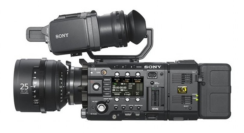 Red sues Sony over patents, wants disputed F-series cameras 'destroyed' (updated)