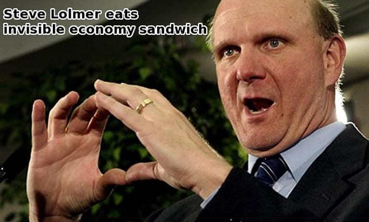 Ballmer pins focus on Xbox 360 E3 announcements