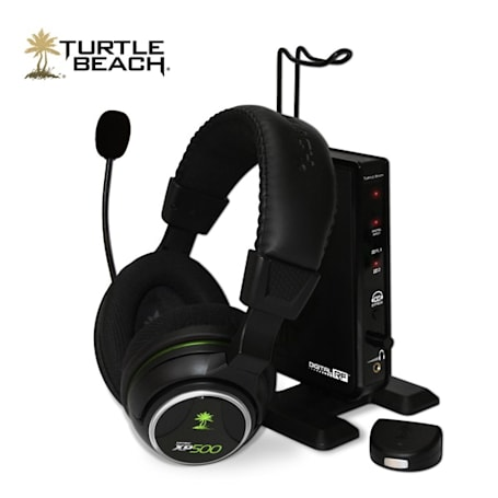 Turtle Beach's XP500 headset brings totally wireless 7.1 to the Xbox 360, PX5 is mildly jealous