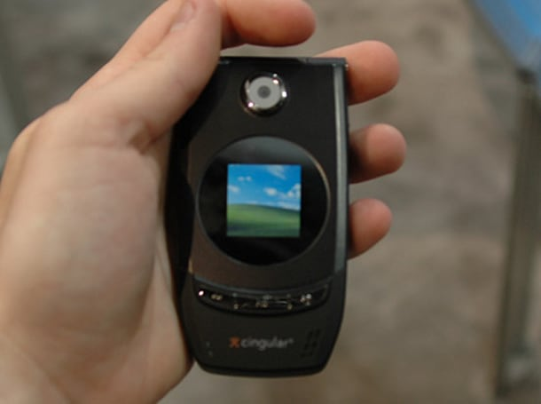 Cingular 3125 / HTC Star Trek reviewed