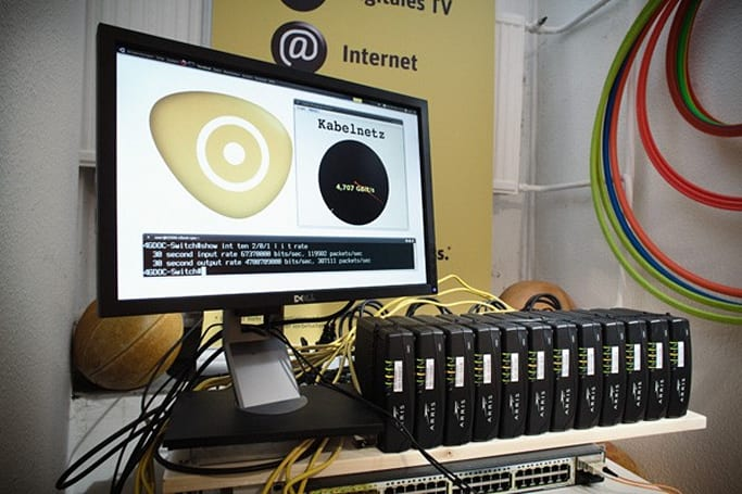 Kabel Deutschland sets record with 4.7Gbps download speeds