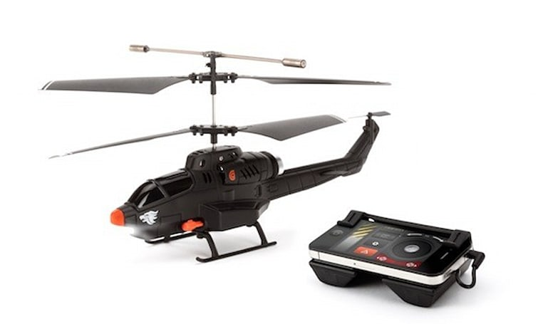 Griffin's Helo TC Assault helicopter now on sale, gives you yet another way to annoy co-workers