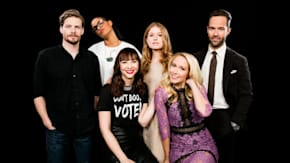 """The Cast Of """"Good Girls Revolt"""" Talk About The Show"""