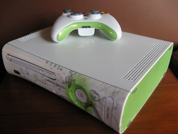 Not interested in a 360 Slim? How about this rare, 2005 launch model?