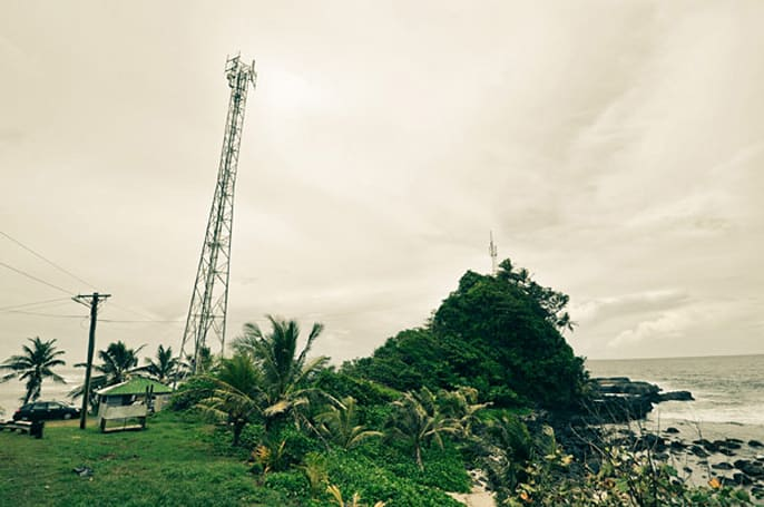 Bringing wireless to the disconnected: internet tales from the South Pacific