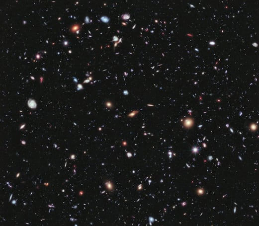 Hubble reveals XDF, the deepest view of the universe ever captured