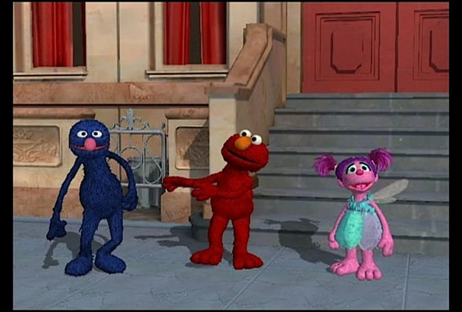 DS and Wii go back to Sesame Street in Ready, Set, Grover!