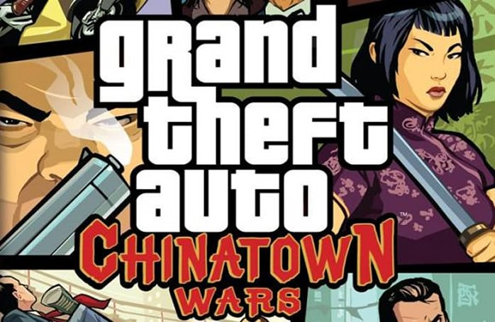 GTA tops the list, and other game news