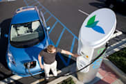 Houston will be home to America's largest car charging network, identity crisis