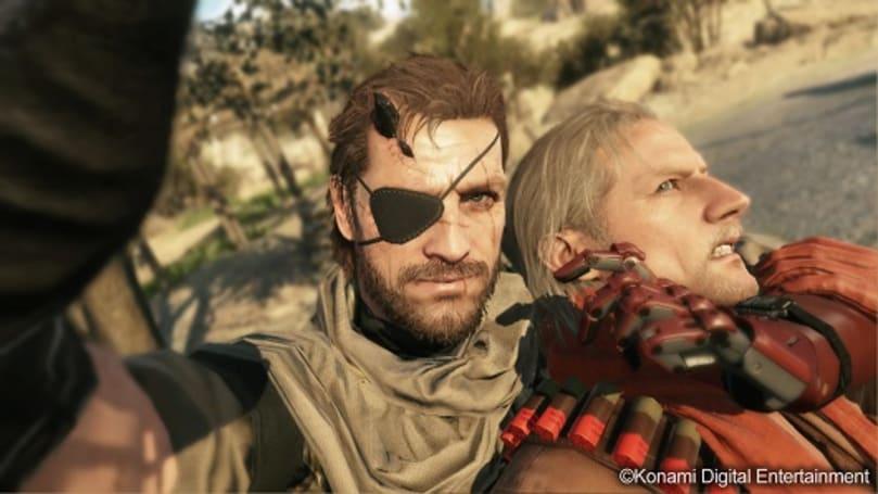Say cheese and die - Watch Metal Gear Online's premiere