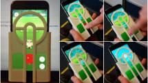 這個 3D 列印的《Pokémon Go》專用保護殼,可以避免興奮的手抖失誤