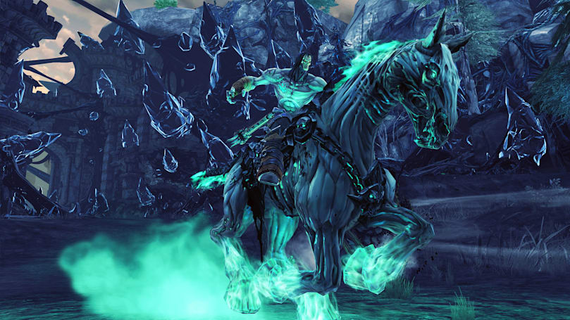 Playdate: Death becomes us in 'Darksiders 2'