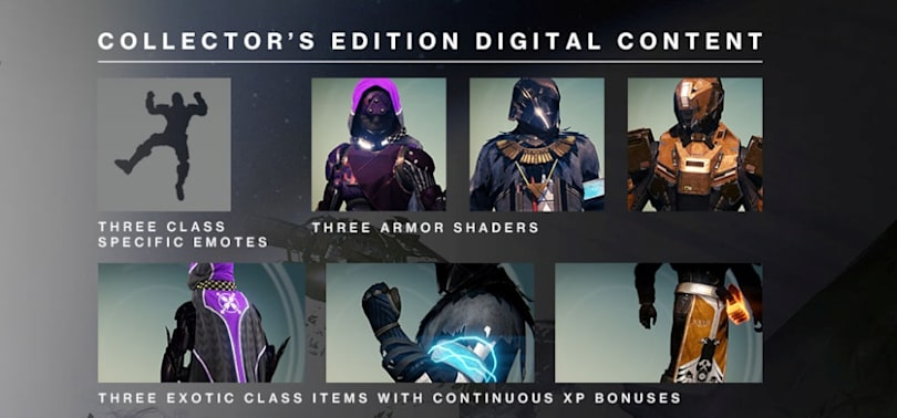 Bungie apologizes to 'Destiny' players by selling them stuff