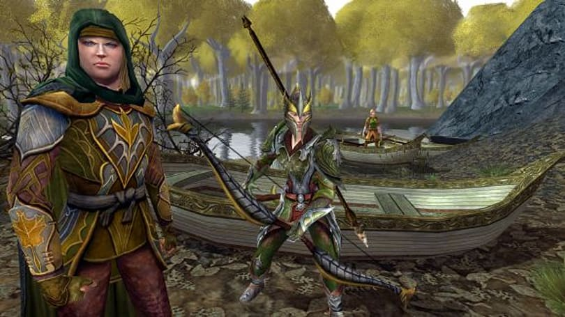[Updated] Lord of the Rings Online going free-to-play this fall