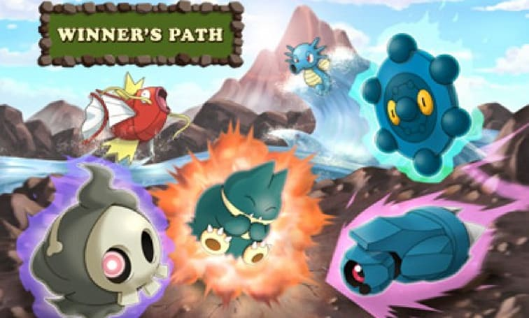 Walk the Winner's Path in new Pokemon HeartGold / SoulSilver DLC