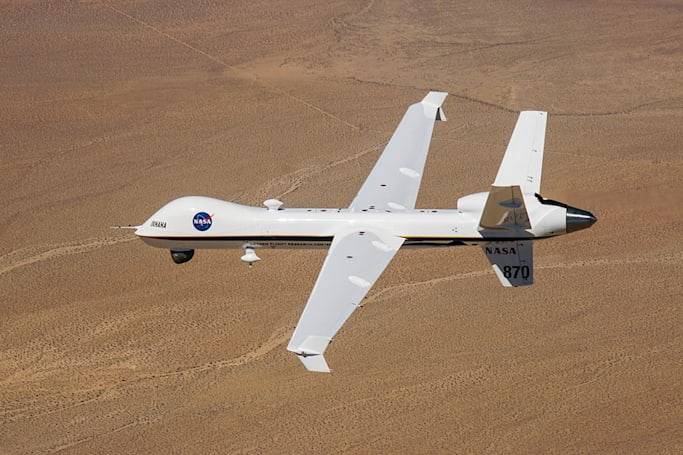 NASA tests sense-and-avoid system for commercial UAVs