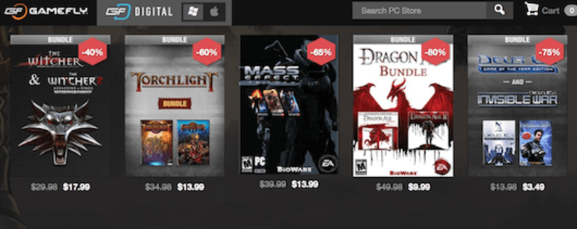 Weekend deals: RPG bundles, Deep Silver sale, Xbox Live points, Injustice
