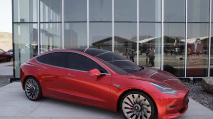 Tesla:Model 3 七月開始生產