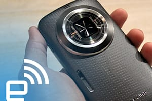 Hands-on with Samsung's Galaxy K Zoom Smartphone