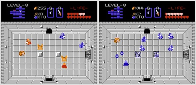 Alleged Legend of Zelda prototype released