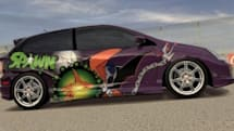 Yippy! More of your custom Forza 2 cars