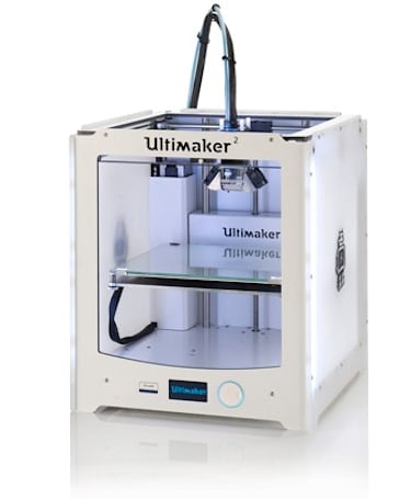 Ultimaker debuts its latest 3D printer ahead of World Maker Faire