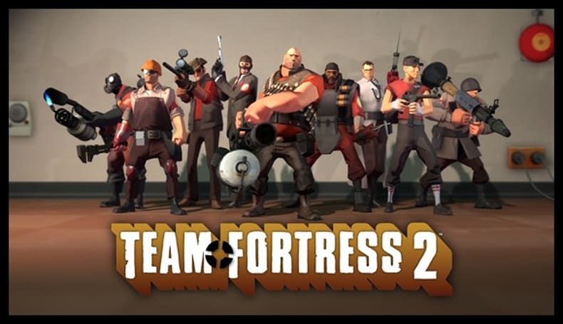 Virtuous Team Fortress 2 players earn halos