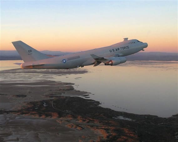 Boeing's Airborne Laser begins flight tests, future uncertain