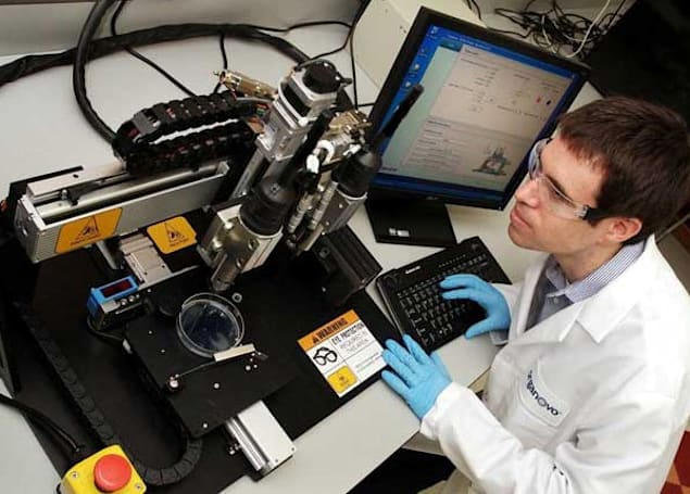 Invetech 3D bio-printer is ready for production, promises 'tissue on demand'