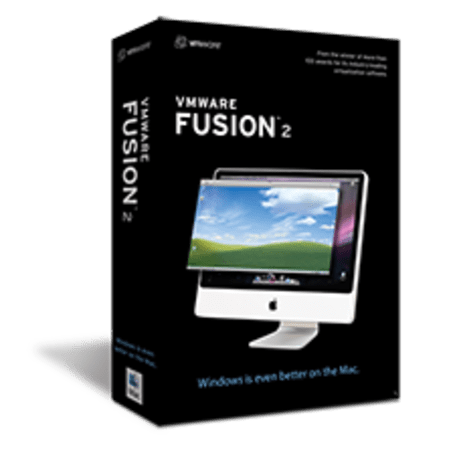VMWare Fusion 2.0 is released