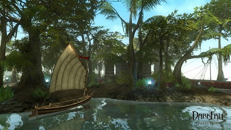 Link your Darkfall and Unholy Wars accounts for discount, beta access
