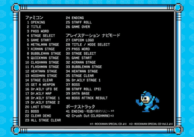 Mega Man 2 OST now available through Capcom