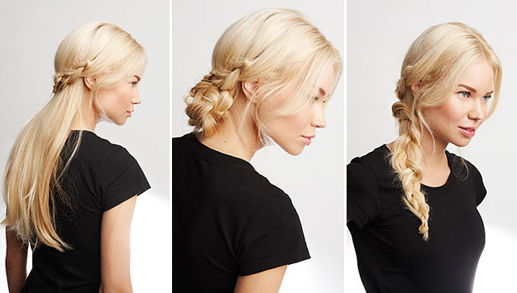 3 new ways to braid your hair like a boss