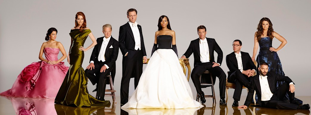 Kerry Washington reveals expect the unexpected on 'Scandal'