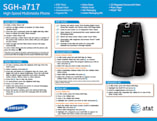 The Boy Genius Report: AT&T's Samsung A717 gets User Guided