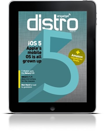 Engadget Distro Issue 7 is ready for download!